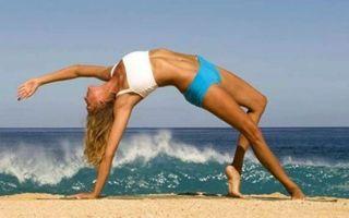 Чтобы иметь красивое тело и быть в тонусе, вы должны: