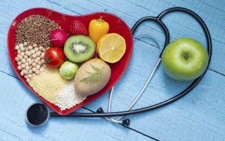 Лучшие продукты против высокого уровня холестерина