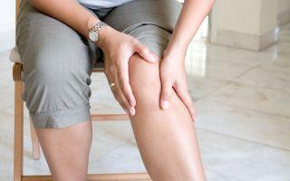 Что делать при болях в коленях