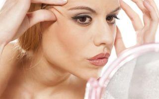 Ухаживающие процедуры за кожей лица после 30 лет