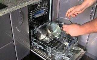 5 Правил выбора хорошей посудомоечной машины