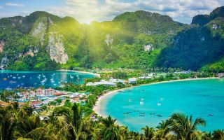 Условия въезда в Тайланд