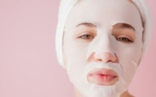 Тканевые маски для лица: как выбрать и в чем отличия