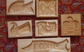 Как сделать формы для пряников