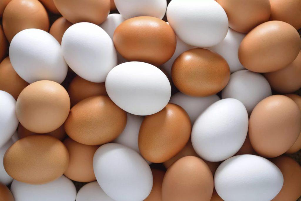 Диетическое питание - куриные яйца
