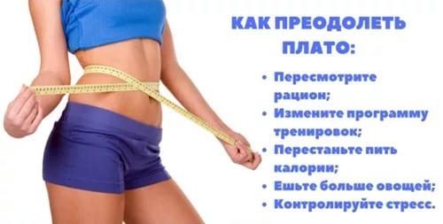 Как сбросить 10 кг тренировками