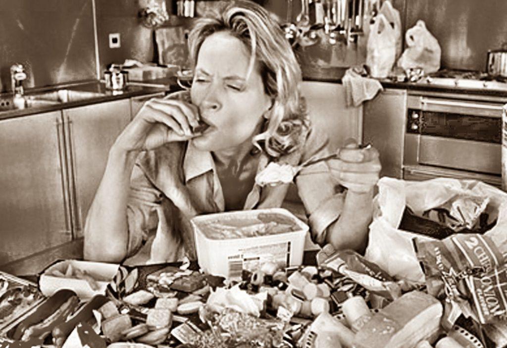 причина срыва с диеты