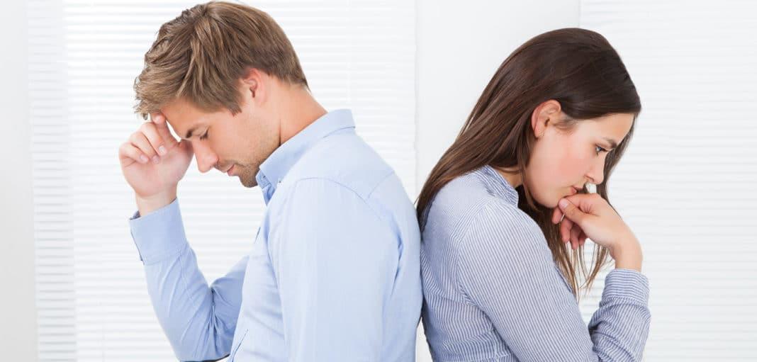 Ошибки мужчин в семейной жизни