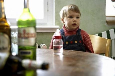 Чем опасен алкоголь: воспитание детей