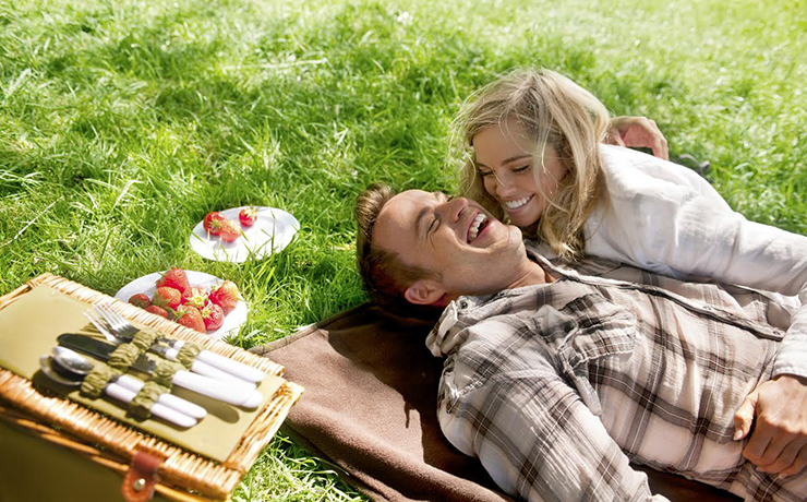 Идеи романтических свиданий