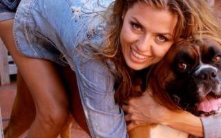 Виктория Боня познакомила дочку Анджелину с новым возлюбленным