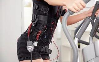 Что такое EMS — фитнес