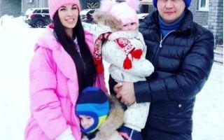 Супруга Степана Меньщикова намекнула на воссоединение с мужем