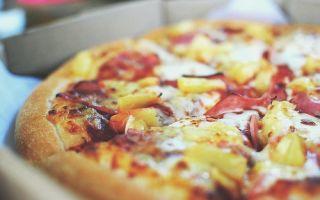 Десерт Пицца Для Lifters