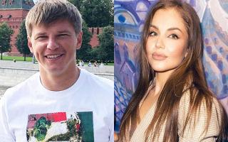 Андрей Аршавин перестал скрывать новую возлюбленную