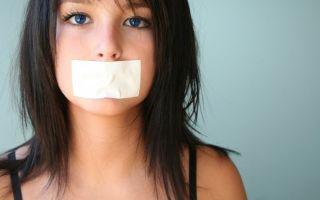 Халитоз (галитоз) или неприятный запах изо рта