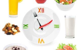 Что лучше — 3 или 6 приемов пищи в день?