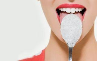 Чем заменить сахар при похудении?