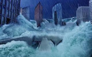 Ученые: крупные города США будут затоплены