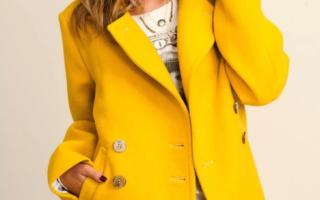 Какой цвет пальто подчеркнет ваши достоинства?