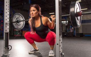 Какие упражнения должны делать женщины