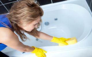Преимущества натуральных чистящих средств для ванны