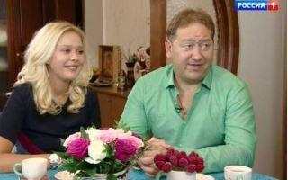 Александр Демидов признался, что не поддерживает связь с дочкой