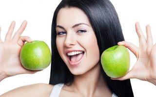 Здоровое питание для женского здоровья