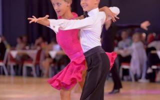 Спортивно-бальная хореография