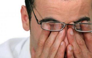 Лекарства для глаз от чего помогают