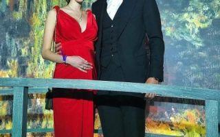 Анастасия Костенко и Дмитрий Тарасов уже начали зарабатывать на еще не родившейся дочери
