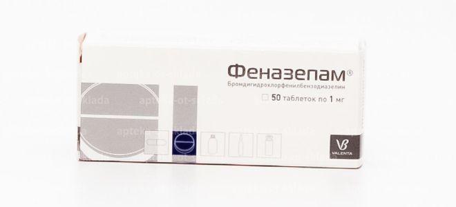 Отзывы об использовании Феназепама: особенности препарата