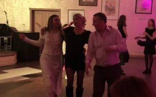 Корявые танцы Анастасии Волочковой насмешили публику