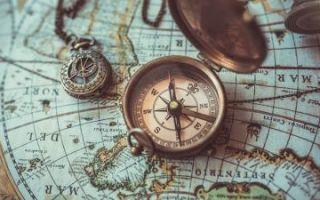 Как викинги совершали морские путешествия без компаса?