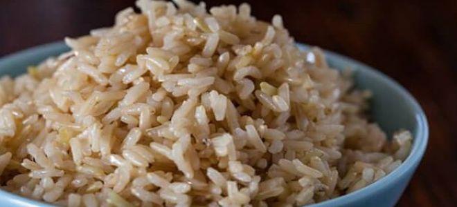 Совет: Перестать Есть Коричневый Рис