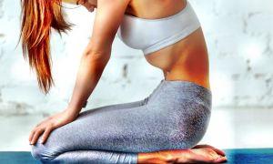 Упражнение вакуум для живота и талии