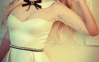 Удивительные платья в стиле ретро для тематической свадьбы