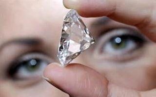 Что влияет на стоимость бриллиантов?