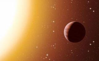 Ученые обнаружили планету, пожирающую свет