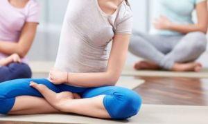 Йога для беременных в первом триместре