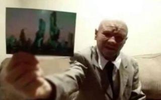 «Путешественник во времени» предъявил фото, сделанное в 2118 году