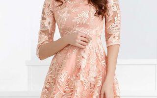 Советы по созданию гармоничного образа с кружевным платьем