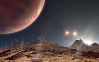 На одной из этих планет возможно мы когда-нибудь будем жить