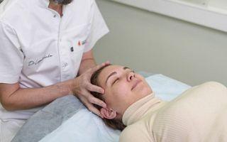 Лечение невралгии тройничного нерва с помощью остеопатии