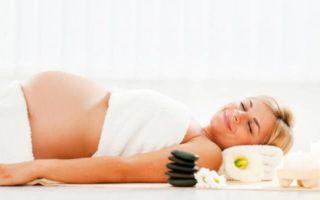 Посещение СПА – салонов при беременности