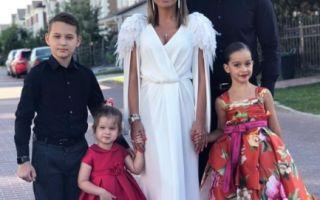 Ксения Бородина и Курбан Омаров потеряли дочку