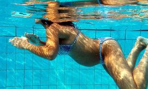 Беременность и бассейн — польза плавания для женщины в положении и для грудничка