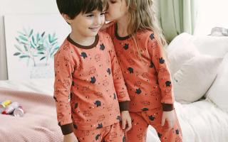 Как выбрать пижаму для девочки оптом и в розницу