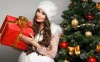 Как преподнести новогодний подарок