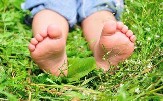 Боль в ногах у ребёнка